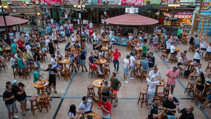 El Consell de Govern aprueba nuevas restricciones en la Playa de Palma