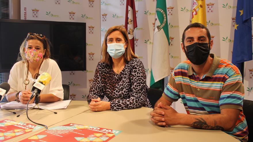 El Ayuntamiento de Baena programa un verano lleno de actividades para los jóvenes