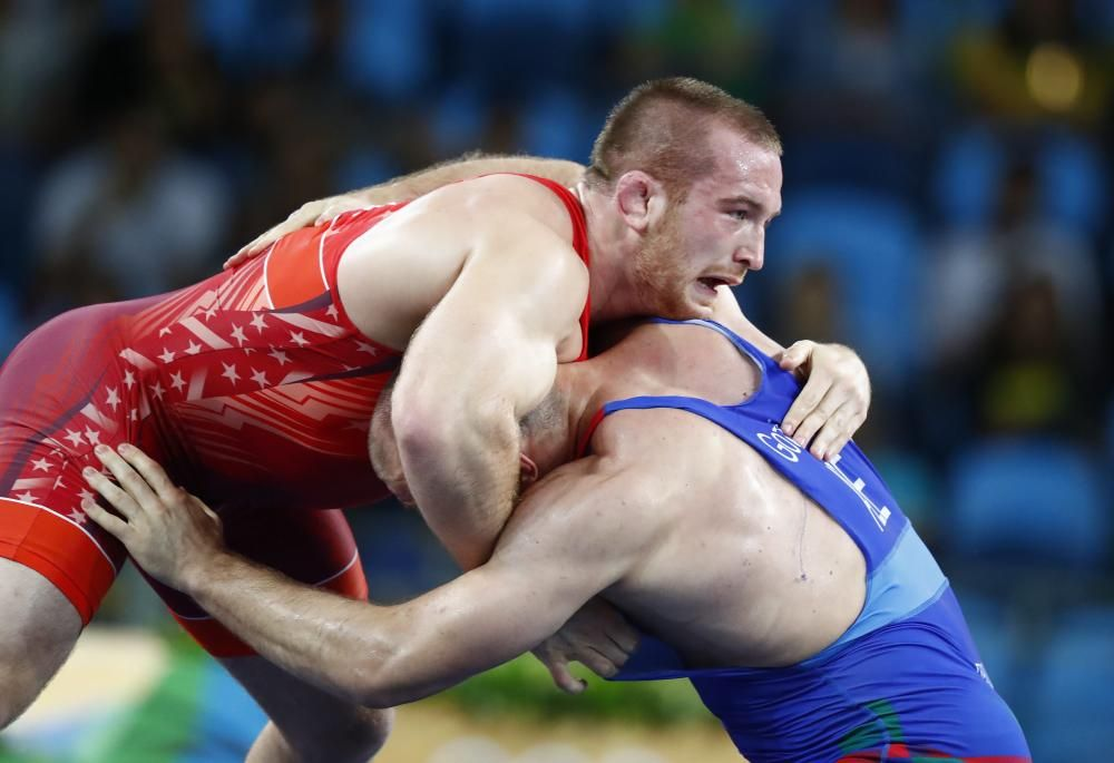 Olympic Games 2016 Wrestling Freestyle