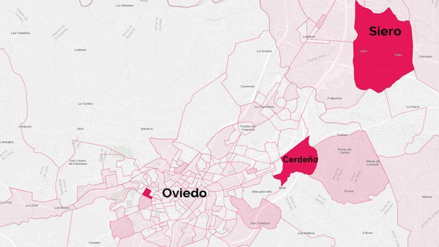 Dónde y cuánto se votó a Puigdemont en Asturias