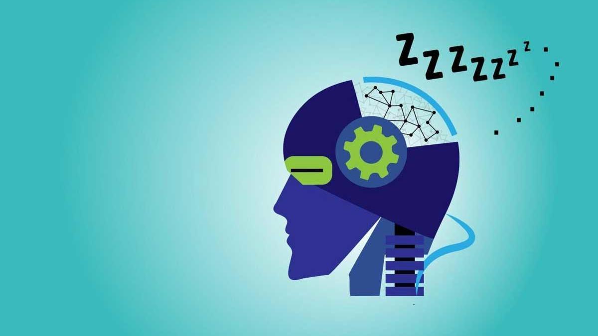 Los cerebros artificiales también necesitan dormir