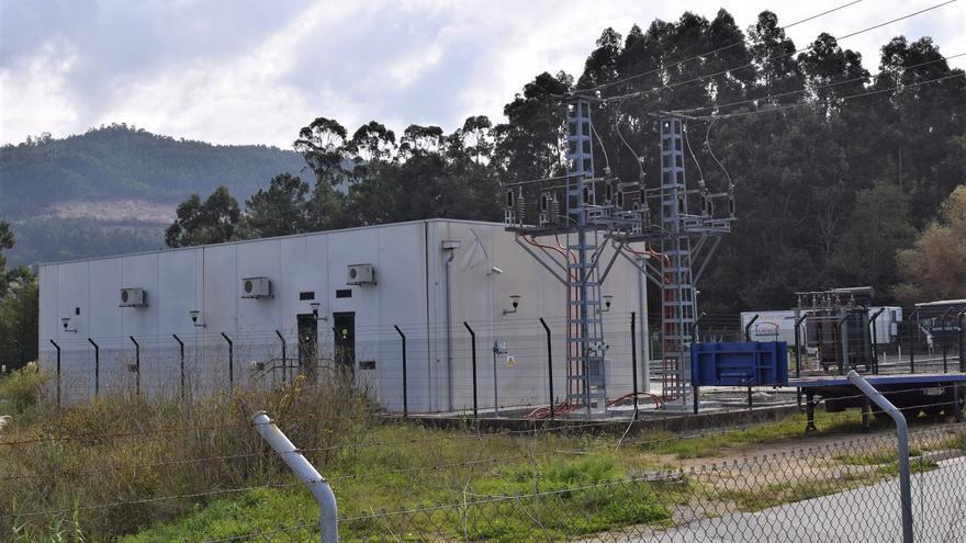 Adjudicada la puesta en servicio de la subestación de Vilaboa