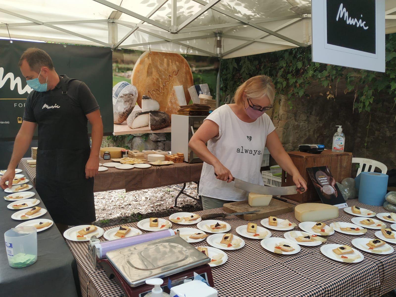 La mostra de la VieerFest a Puig-reig