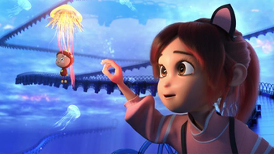 Jana y la piruleta mágica