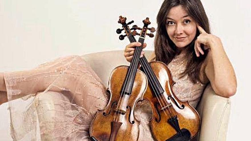 Lina Tur y Daniel Espasa abrirán la nueva edición del Bach Cartagena