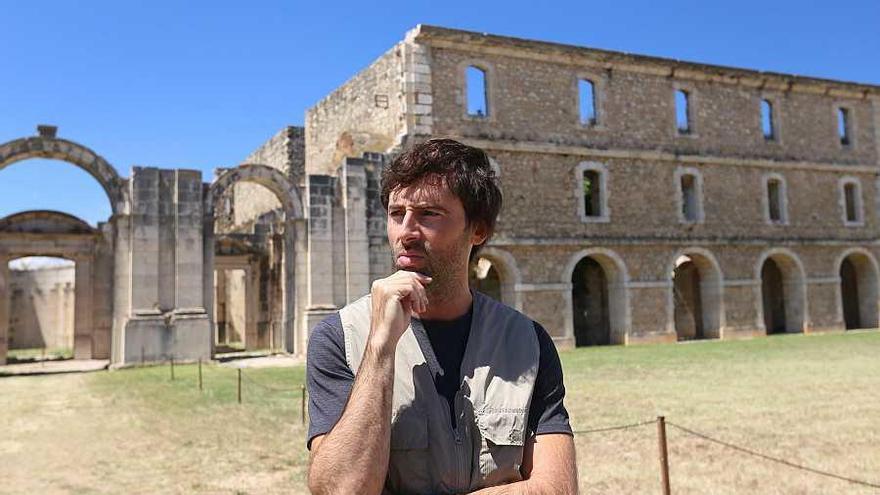 Bruno Oro visita Figueres amb el programa «Perduts en el temps» que s'emet dimarts 13