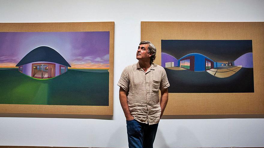 El arte de Gabriel Ortuño como símbolo del naufragio existencial