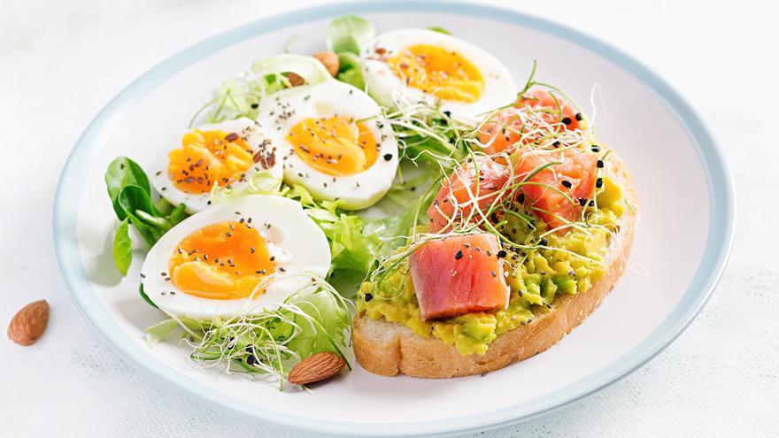 Siete superalimentos para adelgazar de forma saludable