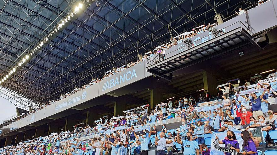 Balaídos amplía a 10.000 aficionados el aforo permitido durante septiembre