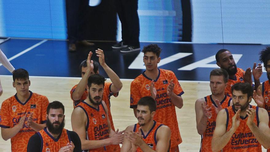 Remontada de ¡21 puntos! del Valencia Basket