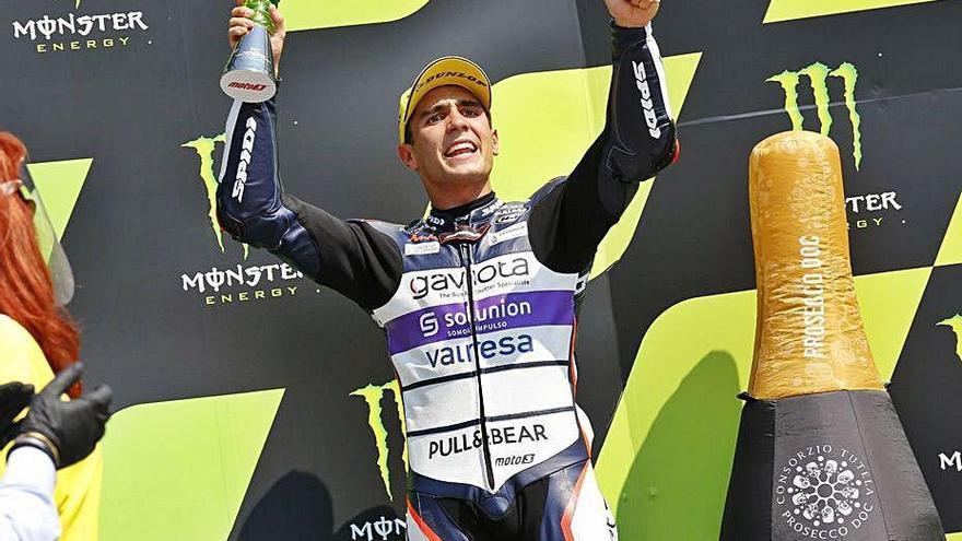 Albert Arenas se juega el título de Moto3 en el circuito de Portimão