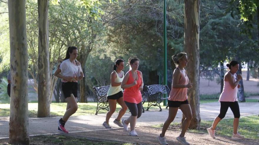 En verano también se puede hacer deporte en Córdoba