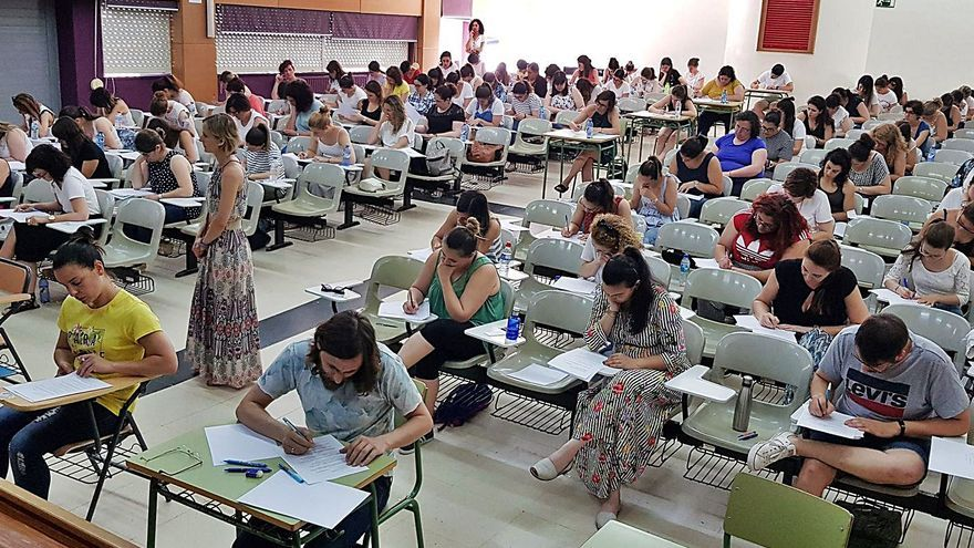 Educación perderá 1.260 profesores por jubilaciones el curso marcado por el Covid