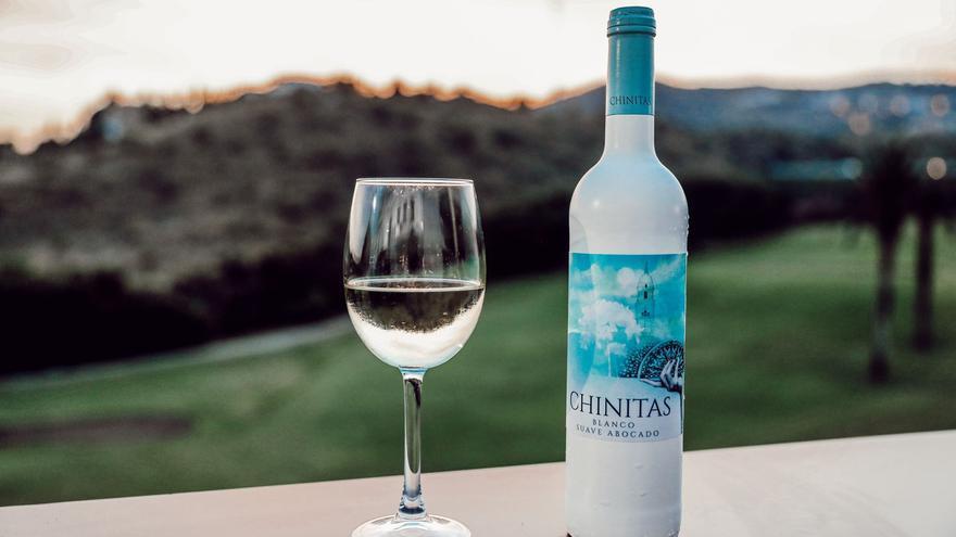Chinitas, el vino solidario
