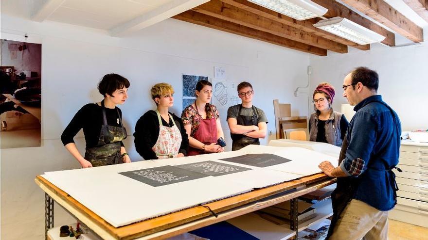 La Fundació Miró Mallorca concede 31.000 euros en premios