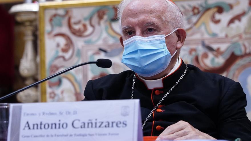 """El cardenal Cañizares insta a celebrar vigilias de oración para """"que no se apruebe la Ley de la eutanasia"""""""