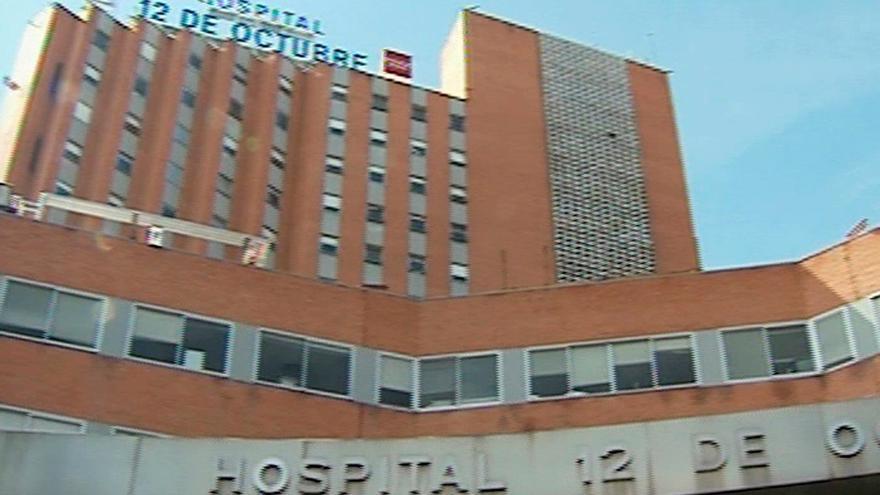 Operan en Madrid a un bebé de dos meses de un trombo cerebral