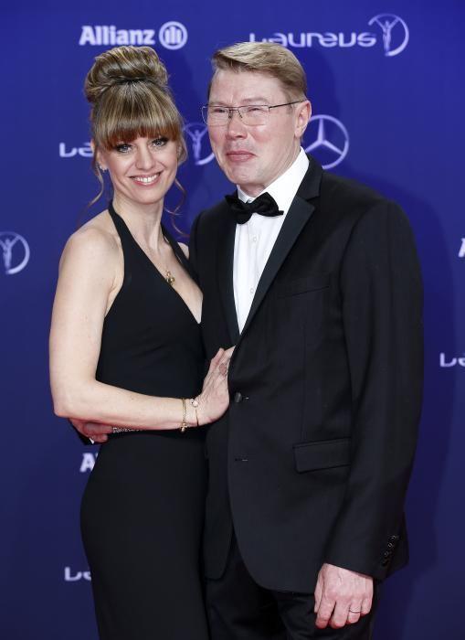 Gala de entrega de los premios de Laureus