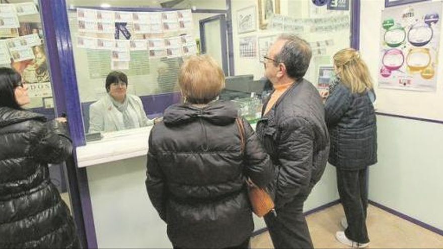Las ventas de Lotería de Navidad de 2013 caerán un 5%