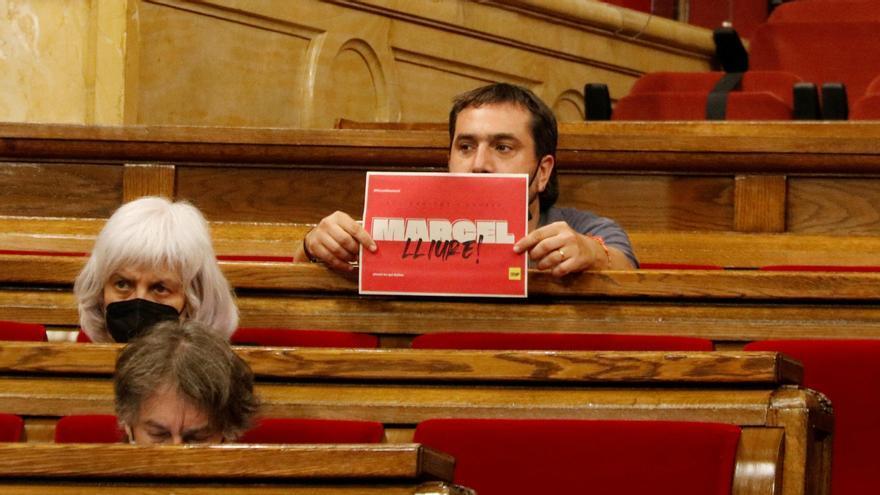 Cinc anys de presó per l'activista Marcel Vivet per colpejar un mosso en una manifestació contra Jusapol