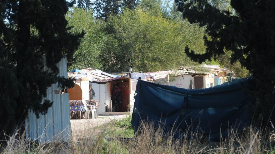 Intenta violar a su hija de 13 años en un poblado chabolista de Murcia