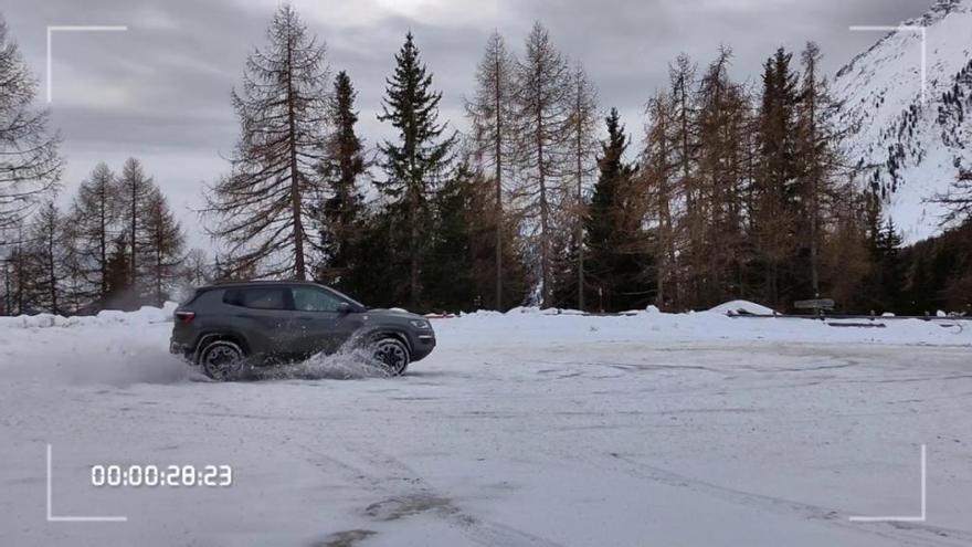 Asistimos a la Jeep Winter Experience 2019