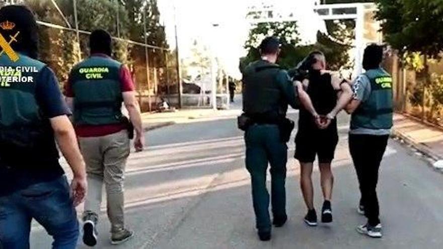 'El Castaña', en libertad bajo fianza de 12.000 euros