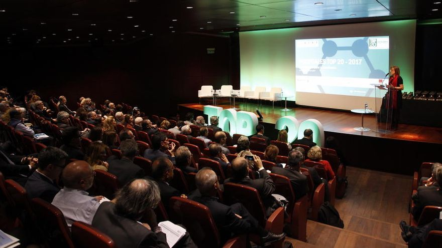 El hospital La Vega de Murcia, galardonado en los Premios TOP 20