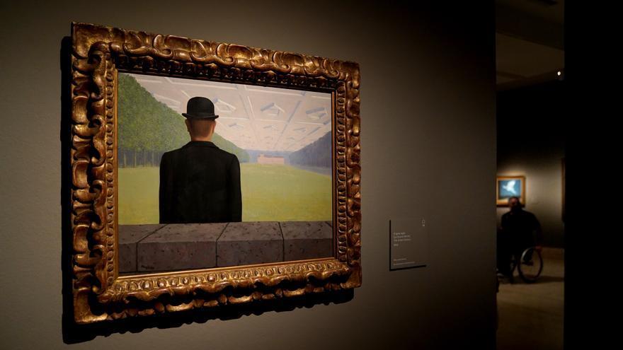René Magritte llega al Museo Thyssen