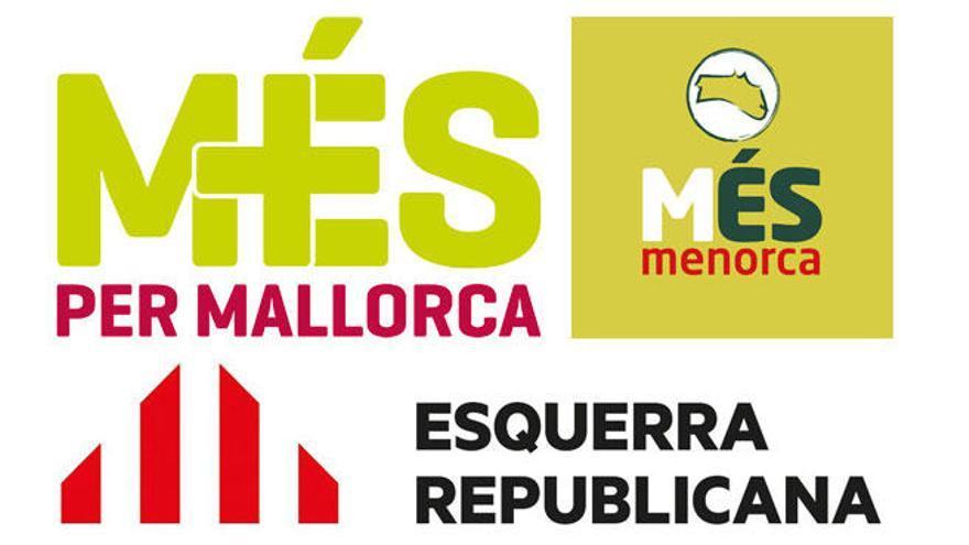 Lista de candidatos de Més Esquerra al Congreso por Baleares