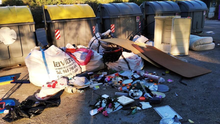 La pandemia y un recurso retrasan otra vez el nuevo contrato de basura de Xàbia