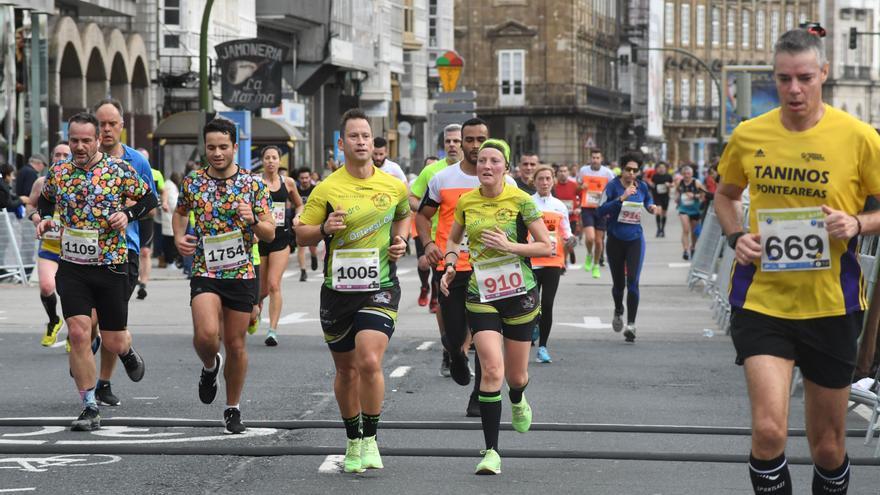 Aplazada la media maratón Coruña 21 hasta que la situación epidemiológica lo permita