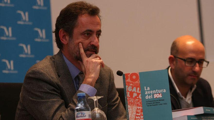 José María de Loma reúne sus aforismos en 'Dolor de rareza'