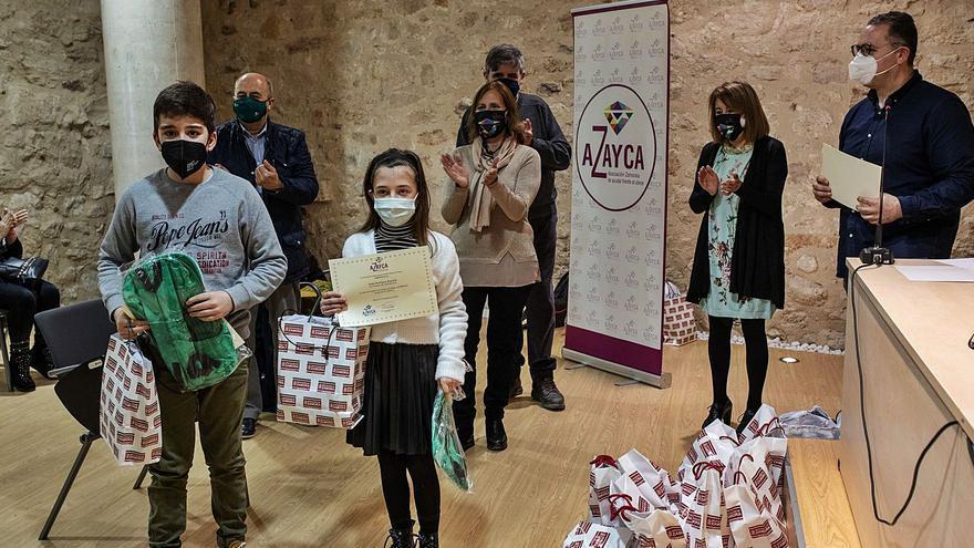 Concurso de Azayca en Zamora: Dibujos para empatizar