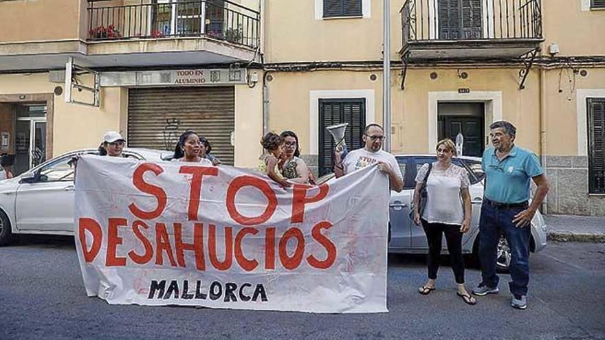 Los desahucios por impago del alquiler bajaron en Baleares un 3,8% durante 2019