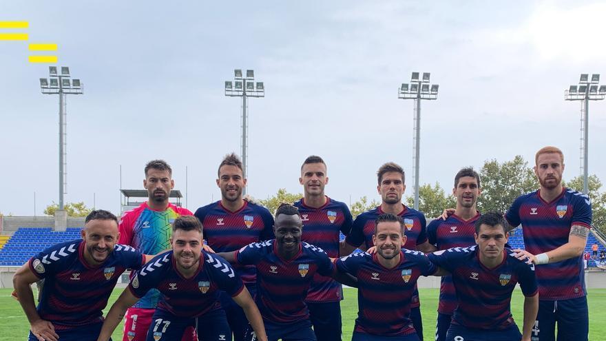 El Costa Brava encaixa la primera derrota a casa (0-3)