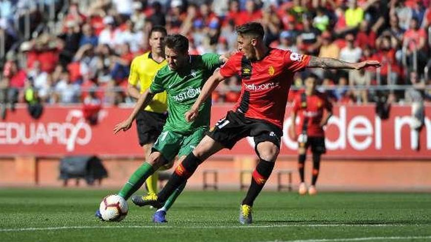 Mariño salvó dos veces al Sporting antes de lesionarse