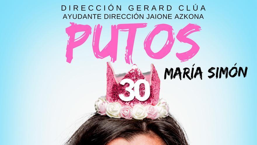 """""""Putos 30"""", la comedia sobre la crisis de la treintena que llega a Zamora"""