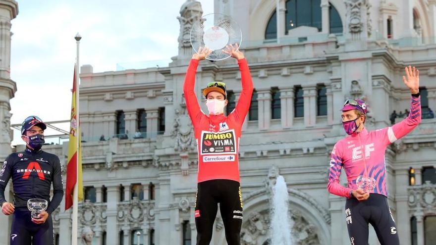 La Vuelta 2021 presenta su recorrido el 11 de febrero en Burgos