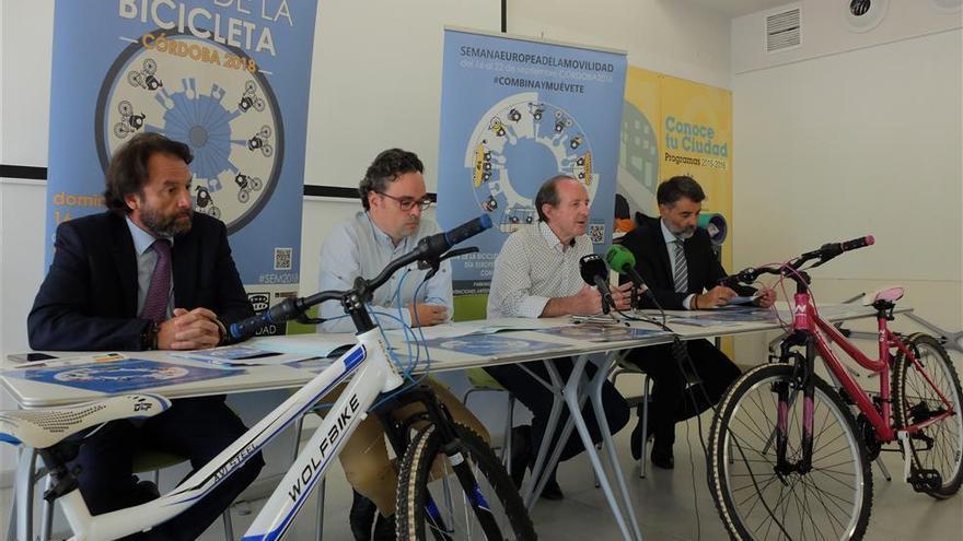 El Ayuntamiento espera alcanzar los 8.000 participantes en la Fiesta de la Bicicleta