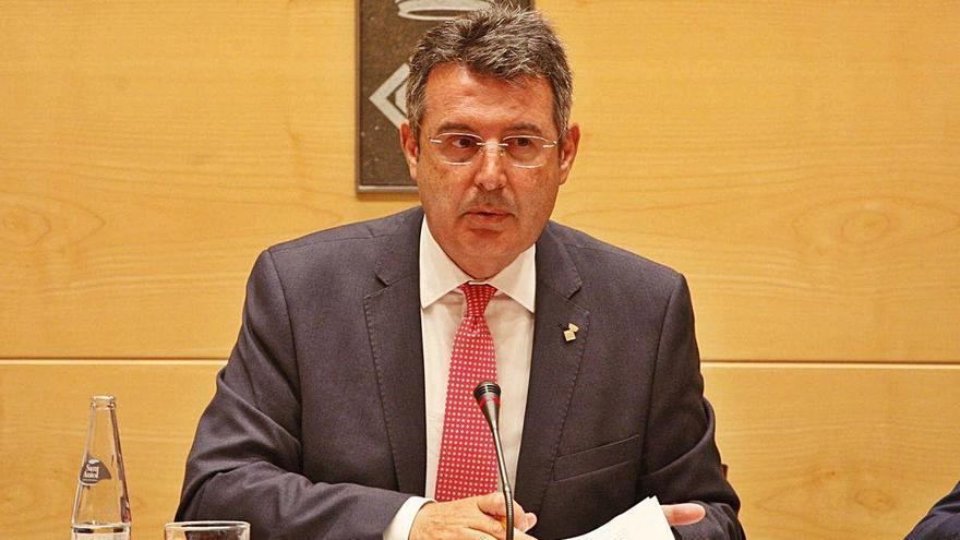 Miquel Noguer critica la proposta de l'Estat sobre el superàvit municipal