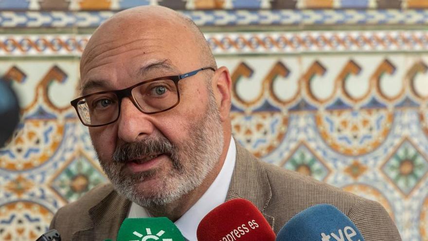 Vox anuncia un pacto con la Junta para apoyar el Presupuesto andaluz