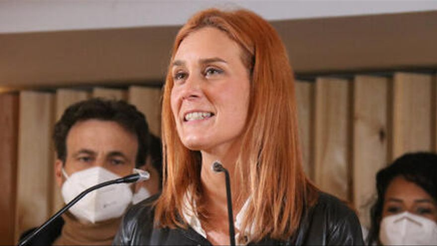Albiach assegura que els comuns votaran «no» a una investidura d'Aragonès si hi ha un pacte amb JxCat