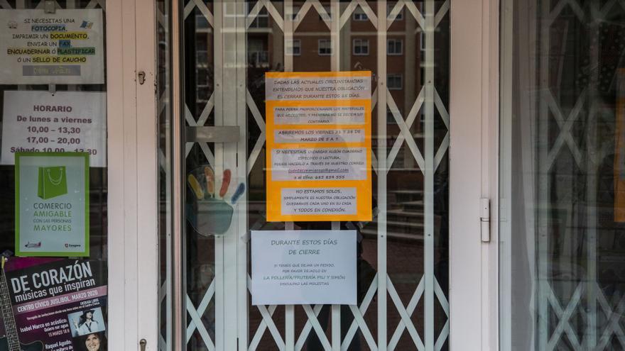 Los autónomos exigen ayudas pero Gastón espera a los fondos estatales