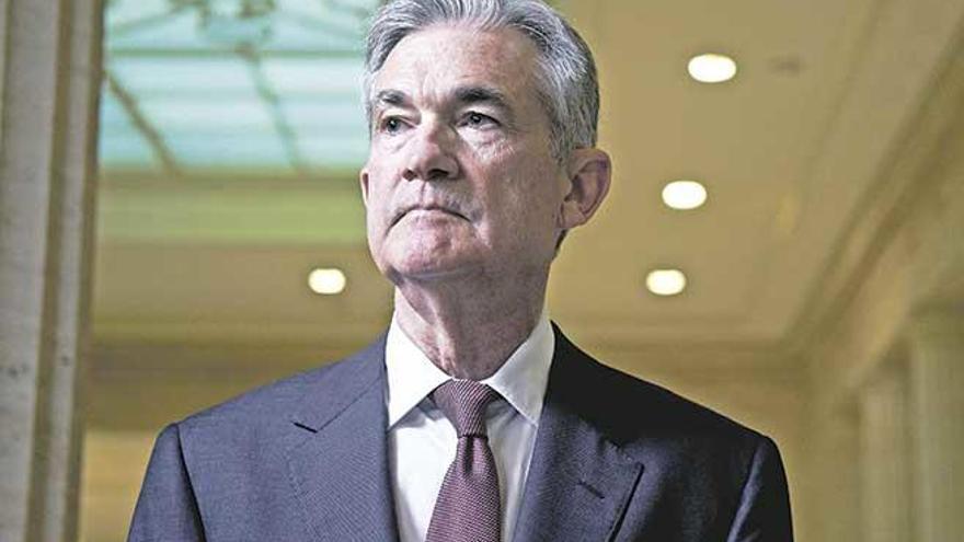 Jerome Powell se pone al frente del banco central