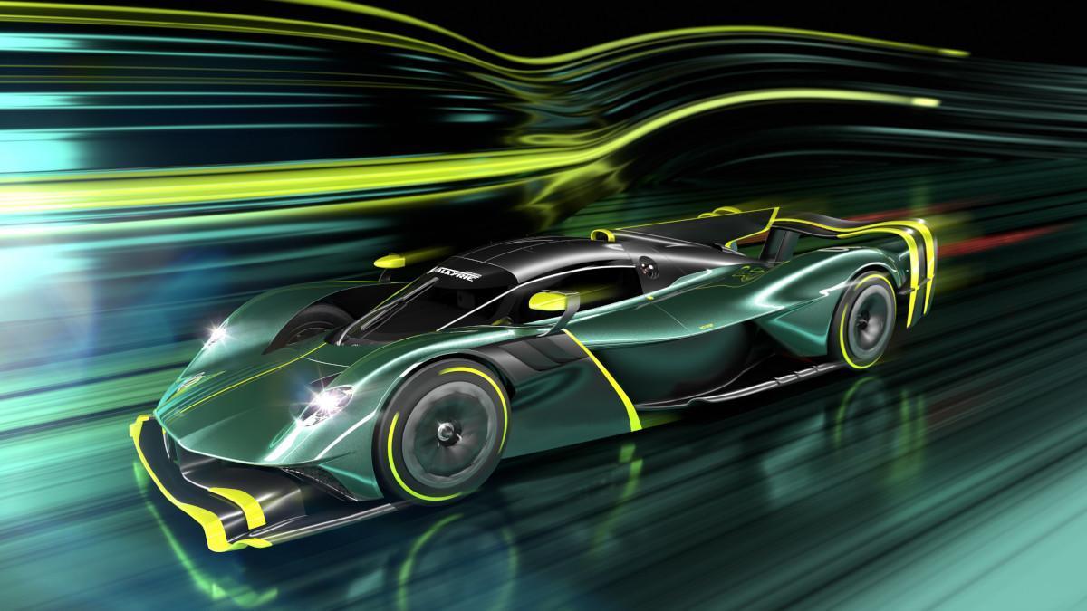 El Aston Martin Valkyrie AMR Pro, es lo más parecido que hay a un Fórmula 1