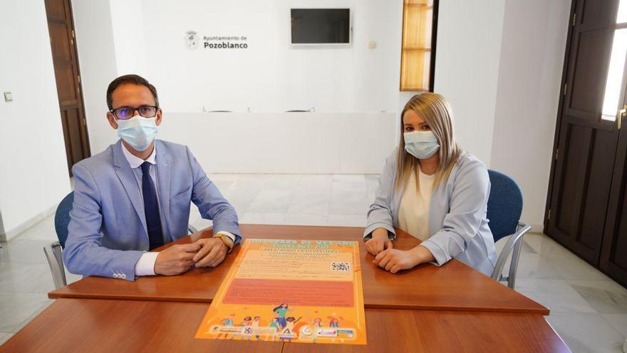 El Ayuntamiento de Pozoblanco oferta 270 plazas para los talleres de verano