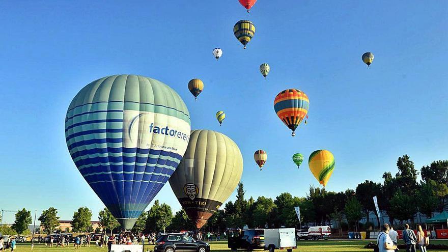 L'European Balloon Festival redueix el format per la covid-19