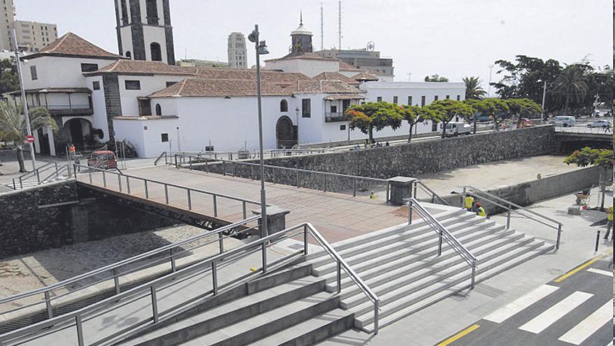 El Barranco de Santos y sus puentes