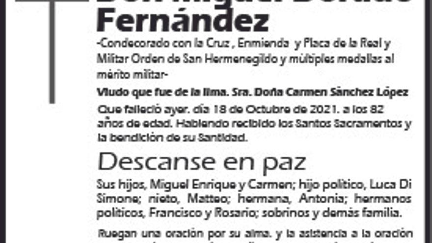 Miguel Dorado Fernández